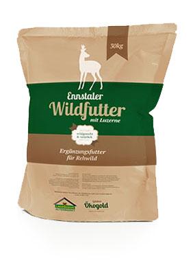 Ennstaler Wildfutter Original - Verpackung