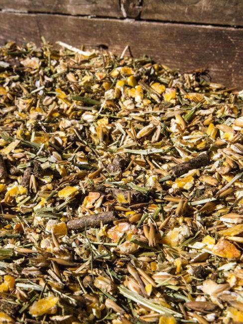 Ennstaler Wildfutter - Ergänzungsfutter für Rehwild