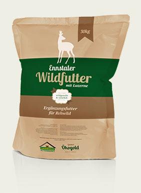 Ennstaler Wildfutter - Verpackung