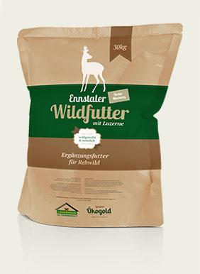 Ennstaler Wildfutter Tiroler Mischung - Verpackung