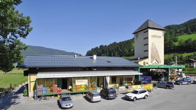 Lagerhaus Altenmarkt im Pongau